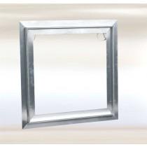 System F2  – Rahmen zum Aushängen ohne Gipskartoneinlage