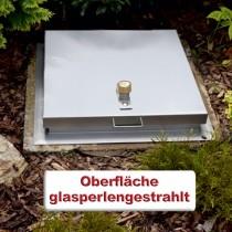 Schachtabdeckung überflutungssicher quadratisch SA5 - bis 1m Wassersäule